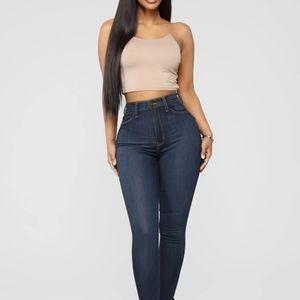 Two Fashionova Classic skinny jeans Lot